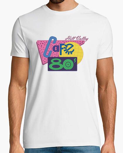 Camiseta Cafe 80´s