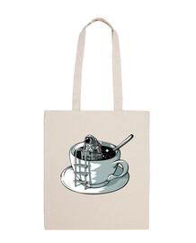 café espacial