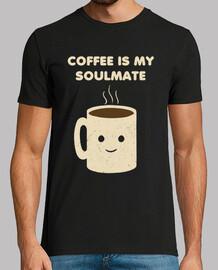 café est mon âme soeur