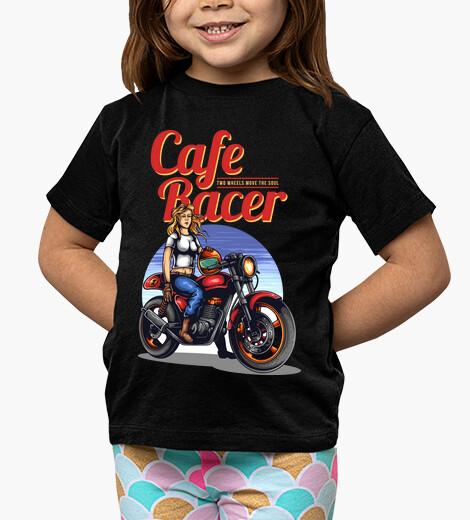 Ropa infantil Cafe Racer