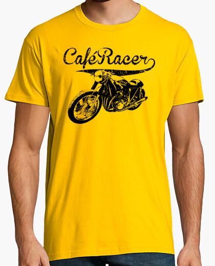 Tee-shirt café racer