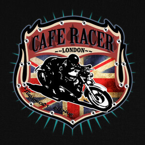 Camisetas Cafe racer 2