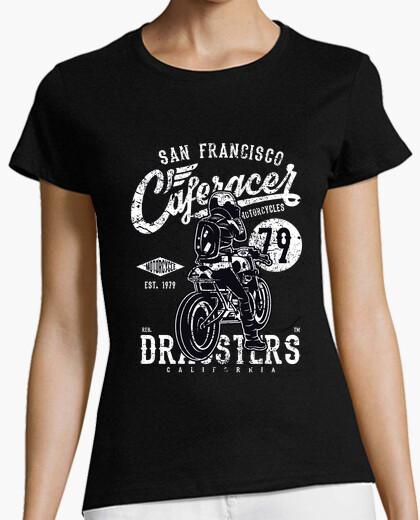 Tee-shirt café racer 79