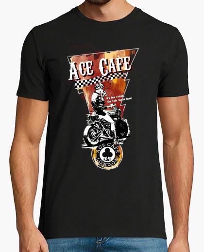 Tee-shirt café racer heures