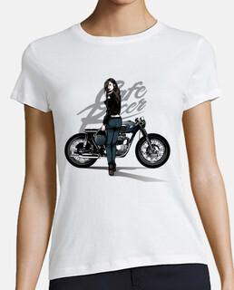 Cafe Racer Motorista - 0001