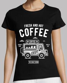 café van