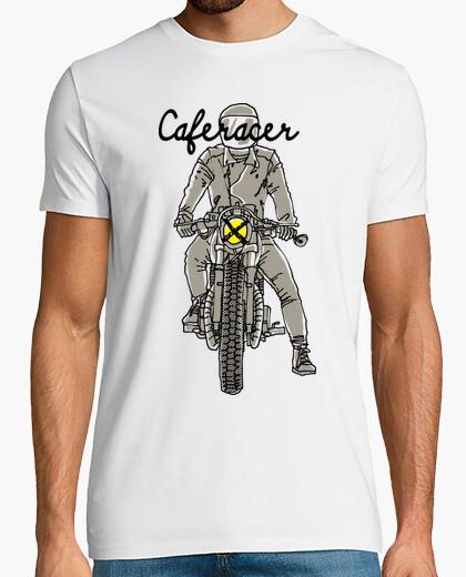 Tee-shirt caferacer
