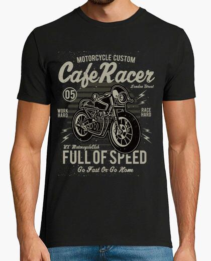 Camiseta Caferacer