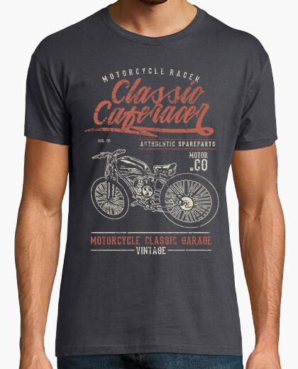 Camiseta caferacer clásico