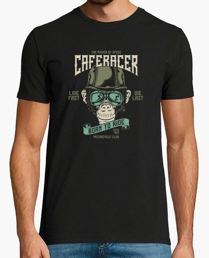 Camiseta Caferacer Monkey