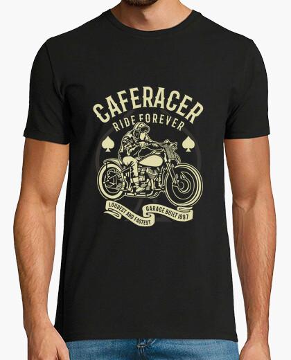 Camiseta Caferacer Ride Forever