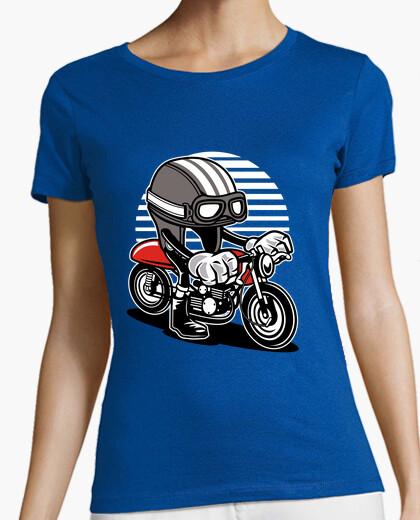 T-Shirt Caferarschr Helm