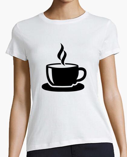 T-shirt caffè