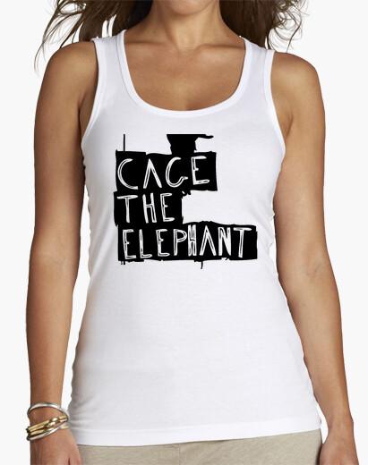 Camiseta cage the elephant side B