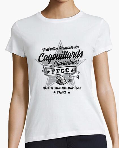 Tee-shirt Cagouillards Charentais