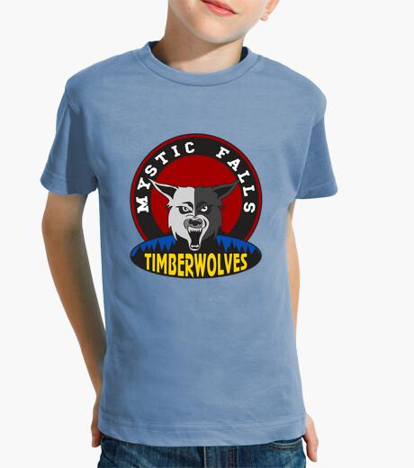 Ropa infantil caídas mystic - timberwolves