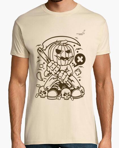 Camiseta Calabaza asesina 2