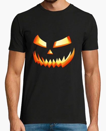 Camiseta Calabaza de halloween
