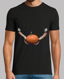 Calabaza Manos Halloween