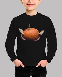 Calabaza Manos Halloween 2