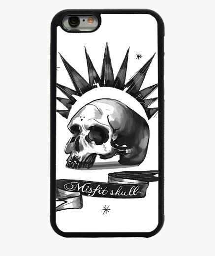 Funda iPhone 6 / 6S Calavera - punk - Life...