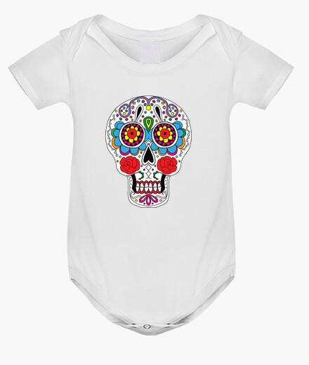 Calavera - skull - méxico kids clothes