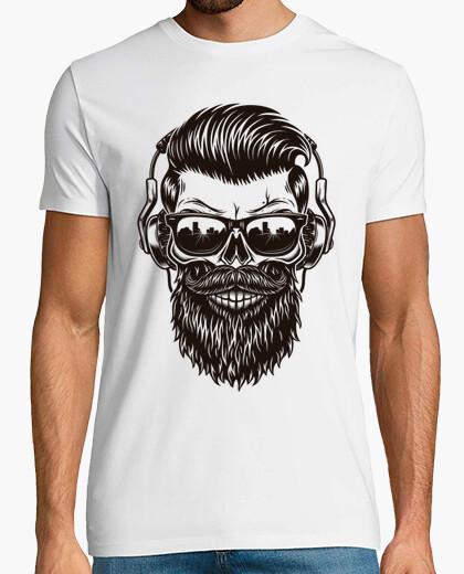 Camiseta Calavera 007