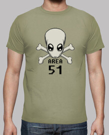 calavera alien area 51 pirata
