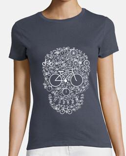 Calavera Bicicleta