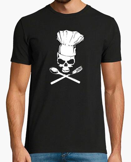 Camiseta Calavera chef