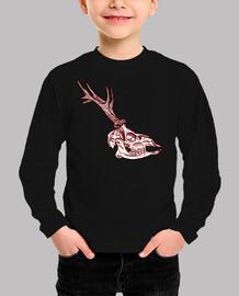 calavera ciervo