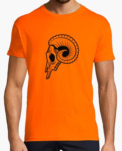 Camiseta Calavera de Carnero