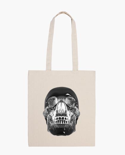 Bolsa Calavera de cristal - Cristal Skull