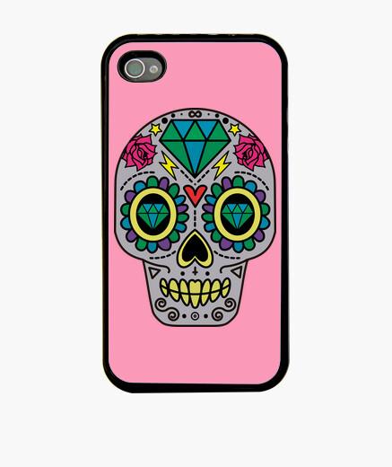 Funda iPhone Calavera Dia de los Muertos