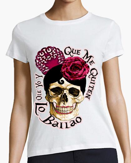 Calavera disfrutona t-shirt