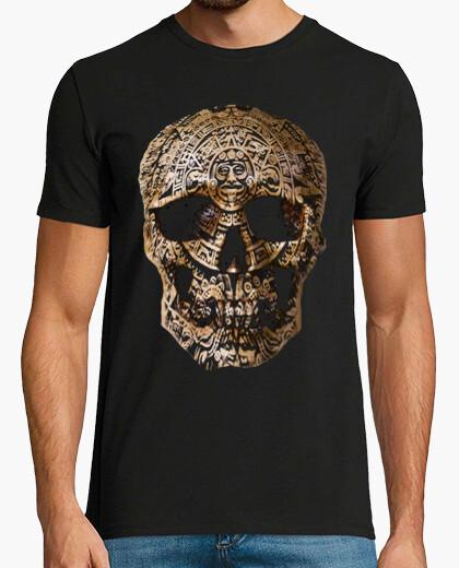 Camiseta Calavera maya