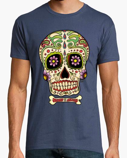 Camiseta Calavera Mexicana !!!