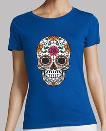 calavera mexicana 1 chica