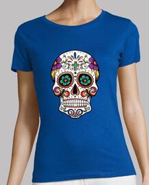 calavera mexicana 2 chica