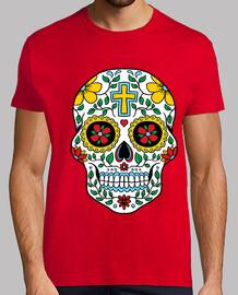 Camisetas Calavera Mexicana Más Populares Latostadora