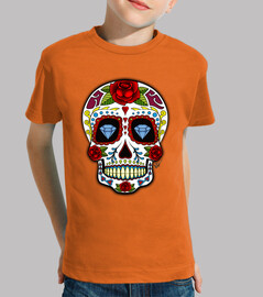 Calavera Mexicana Diamantes !!!