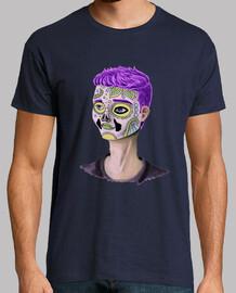Calavera mexicana masculina