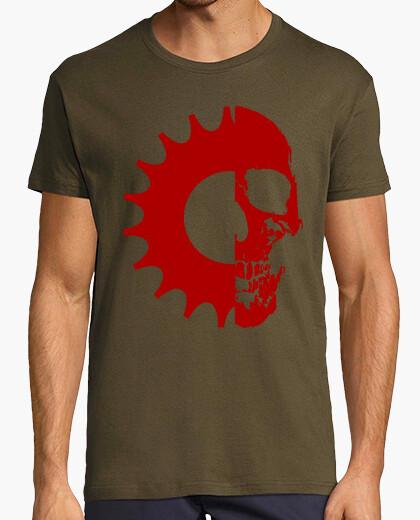 Camiseta Calavera piñon