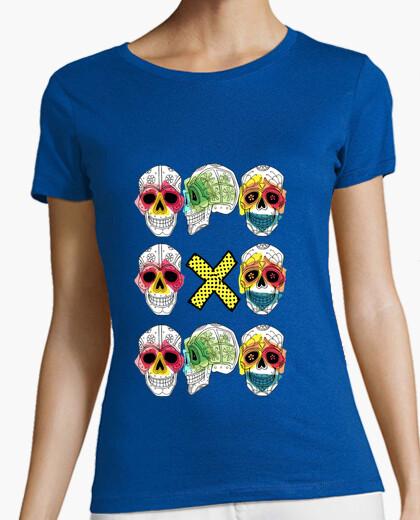 T-shirt calaverax trio
