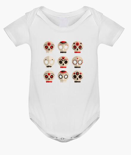 Abbigliamento bambino calaveritas