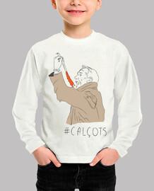 calçots (johan cruyff) - kids t-shirt
