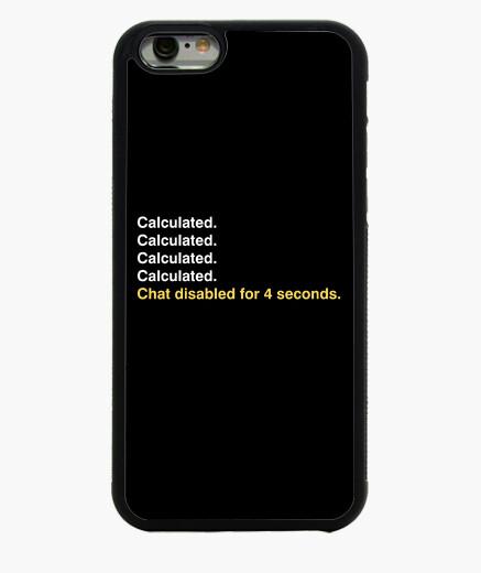 Funda iPhone 6 / 6S calculado
