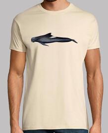 Calderón común camiseta hombre