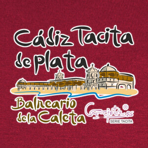 Camisetas CALETA relieve by Carajote