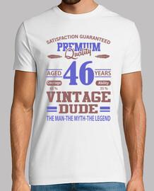 calidad premium envejecida 46 años vint
